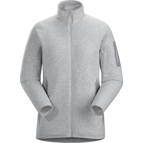 Arc'teryx Covert Cardigan Donna, athena grey heather